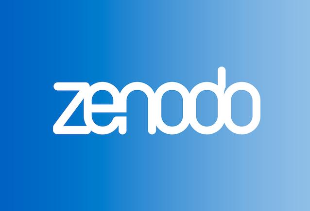 Logo Zenodo